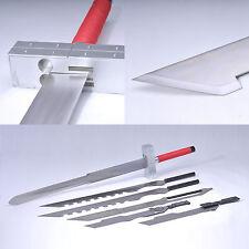 Final Fantasy Cloud weapons Medium carbon steel 1:1 Detachable combined cutter
