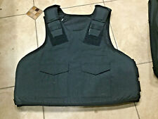 small Body Armor Bullet Proof Vest With Plates / panels level II ****