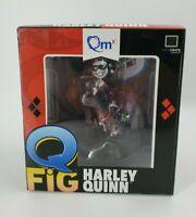 Q Fig DC Comics Harley Quinn Suicide Squad Loot Crate Exclusive QMX Original Box