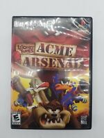 Looney Tunes Acme Arsenal (Sony Playstation 2, 2007) CIB with Manual Working