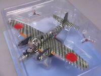 Nakajima 100 Donryu 吞龍 1/120 Scale War Aircraft Japan Diecast Display vol29
