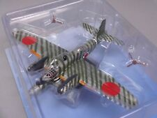 Nakajima 100 Donryu ?? 1/120 Scale War Aircraft Japan Diecast Display vol29