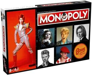 David Bowie Edition Monopoly Board Game* BRAND NEW, BOXED, FAST UK DISPATCH*