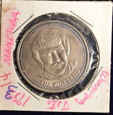 1983/1984 Winnipeg Jets Token - Tim Watters Inv # P224
