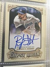 2014 Topps Gypsy Queen autógrafos #GQA - rn Ricky Nolasco béisbol de Minnesota Twins