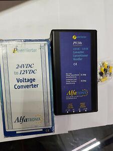 Alfatronix Spannungswandler PV18s 24V auf 12V 18(21) A