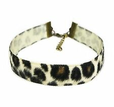 "L Created & Designed in Australia Anklet Leopard Skin Jungle Tribal 25cm (9.8"")"