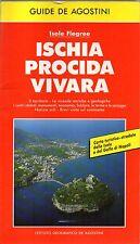 X26 Ischia Procida Vivara  Guide De Agostini -Isole Flegree 1989