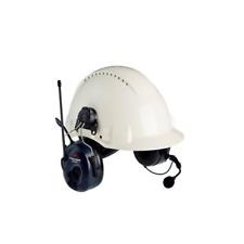3M™ PELTOR™ LiteCom BRS 2-Way Radio Headset, MT53H7P3E4600-NA, Hard Hat