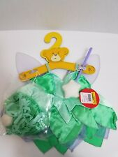 Build a Bear Disney Tinkerbell Fairies Outfit Wand Wings Slippers Dress Princess