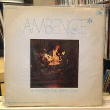 [SOUND EFFECTS/ODDITIES]~EXC LP~AMBIENCE TWO~An Adventure In Environmental Sound