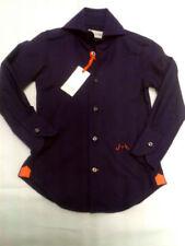 152 Jungen-Hemden aus 100% Baumwolle ohne Muster in Größe