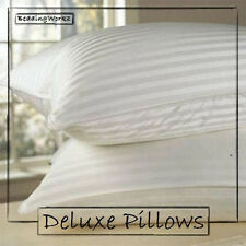 Luxury Deluxe Super Bounce Back Pillows - 2 Pack