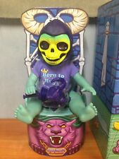 Rare Masters of the Universe Baby Skeletor - Born To Rule - MIB