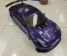 Team Magic Nissan Skyline R35 GTR 1/10 On Road Drift Car Body Shell 195mm OZRC