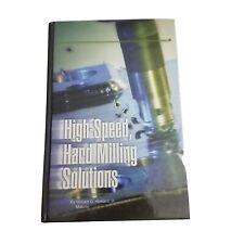 High Speed Hard Milling Solutions - Machine Engineering Metal Steel Mold Howard