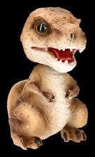 Wackelkopf Figur - Bobosaurus Rex - Lustige Figur Dino Dekostatue