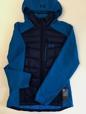 NEW Under Armour Encompass Hybrid Ski/Snowboard Jacket Men's Size Large 1316002