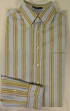 Gestreifte klassische Herrenhemden aus Baumwolle mit normaler Passform GANT