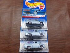 1999 HOT WHEELS 1/64 1956 '56 FORD PANEL TRUCK GENIUNE PARTS DECAL #927 SET A 3