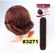 """ANNIE HAIR BUN WITH STRONG 8""""     #3271 IDEAL FOR FRENCH ROLLS AND UPSTYLES"""