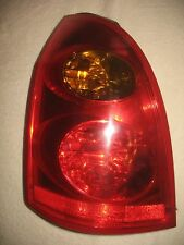 NISSAN PRIMERA P12 KOMBI RüCKLEUCHTE LAMPS Rear Lamp LEFT ORIGINAL