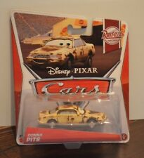 Disney Pixar Cars Movie World of DIECAST Rust-eze Racing #7 DONNA PITS New
