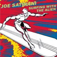 JOE SATRIANI     -      SURFING WITH THE ALIEN       -        NEW CD