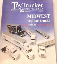 Toy Trucker &  Contractor Magazine Midwest Replicas August 2003 073117nonrh