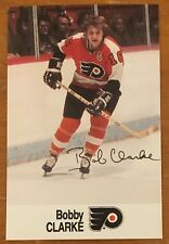 "BOBBY CLARKE, '87 ""ESSO"" CARD IN EXCELLENT CONDITION, RARE !"
