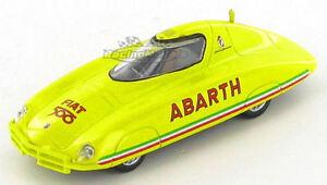 Abarth 500 Pininfarina Record Car 1958 2nd Version 1:43 (Budget)