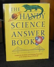 The Handy Science Answer Book by Science and Technology