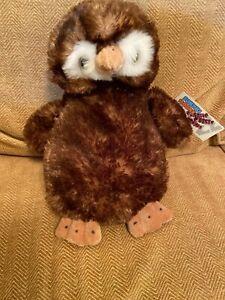 Kudoli Friends Lavender Bag Heat Up Owl Soft Plush Toy