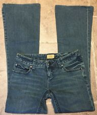 Vintage Free People Flare Women's Jeans Sz 26 Measures 28 X 30