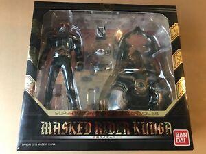 SIC Bandai Kamen Rider Kuuga Vol 56 super imaginative chogokin 2010