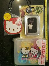 Hello Kitty & Negima Japan Anime Collectibles Accessories Stationary Combo Lot