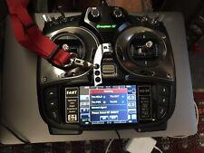 Graupner MZ -24 HOTT , Hopping Telemetry Transmission Radio System