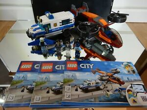 LEGO Sky Police Diamond Heist Set (60209)