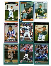 Geovany Soto signed 2006 Topps rookie Cubs