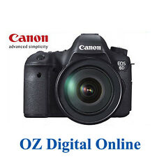 New Canon EOS 6D +24-70mm f/4.0L kits 20.2MP Full Frame DSLR Camera 1 Yr AuWty