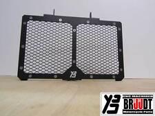 BRUUDT Kühlerabdeckung Kühlergitter Schwarz für  Honda Integra 700 und 750