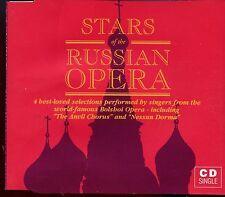 Stars Of The Russian Opera