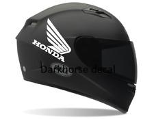 Bumper Stickers Graphics Decals For Honda EBay - Motorcycle helmet decals graphics