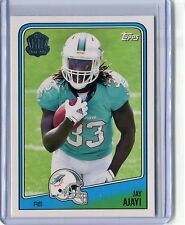 2015 Topps 60th Anniversary Jay Ajayi Subset & Rookie Card #433 Lot in MINT!