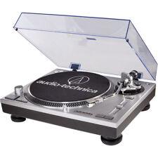 Audio Technica AT-LP120-USB Direct-Drive Professional Turntable, Polishing Cloth