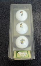 Three Disney Golf Balls New