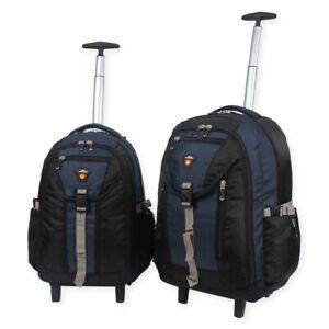 Ariana Wheeled Backpack Rucksack Trolley Cabin Travel Camping Bag -AR8081