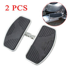 1Pair Adjustable Universal Motorcycles Front Rider Floorboards Foot Boards Pedal