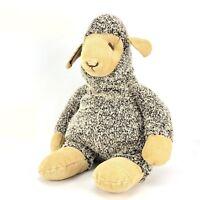 "Heavy Russ Berrie Chester the Lamb/ Sheep 10.5"" Plush Stuffed Farm Animal Toy"