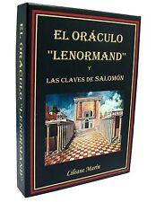 El Oráculo Lenormand y las Claves de Salomón - Lileane Marín - Español